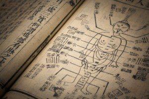 Acupunctuur boek